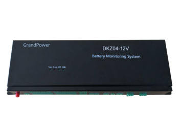 GrandPower DZK04 12V Telecom battery monitoring system