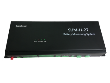 GrandPower SUM-H-2T Telecom battery monitoring system